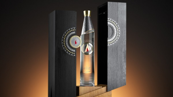Will you pay $3,000 for a bottle of vodka? photo