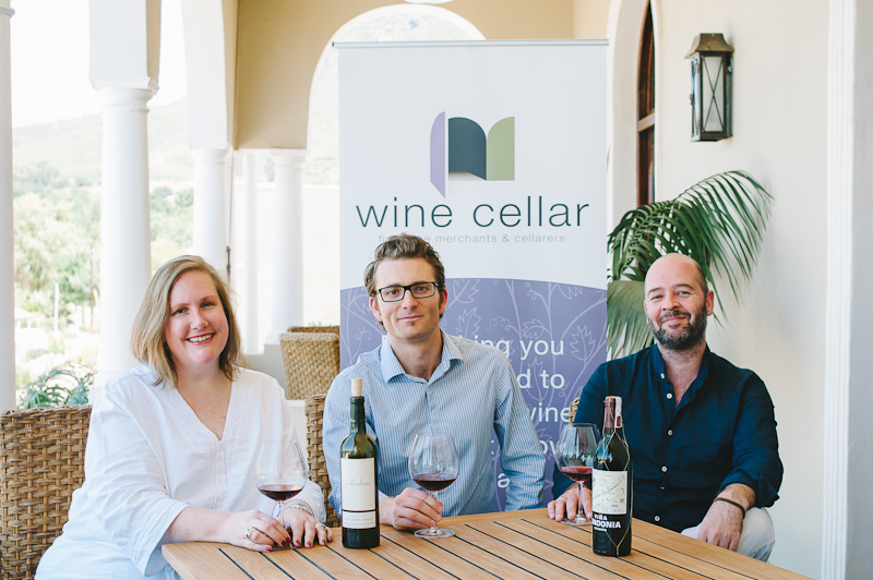Wine Cellar powers ahead with expert 'dream team' photo