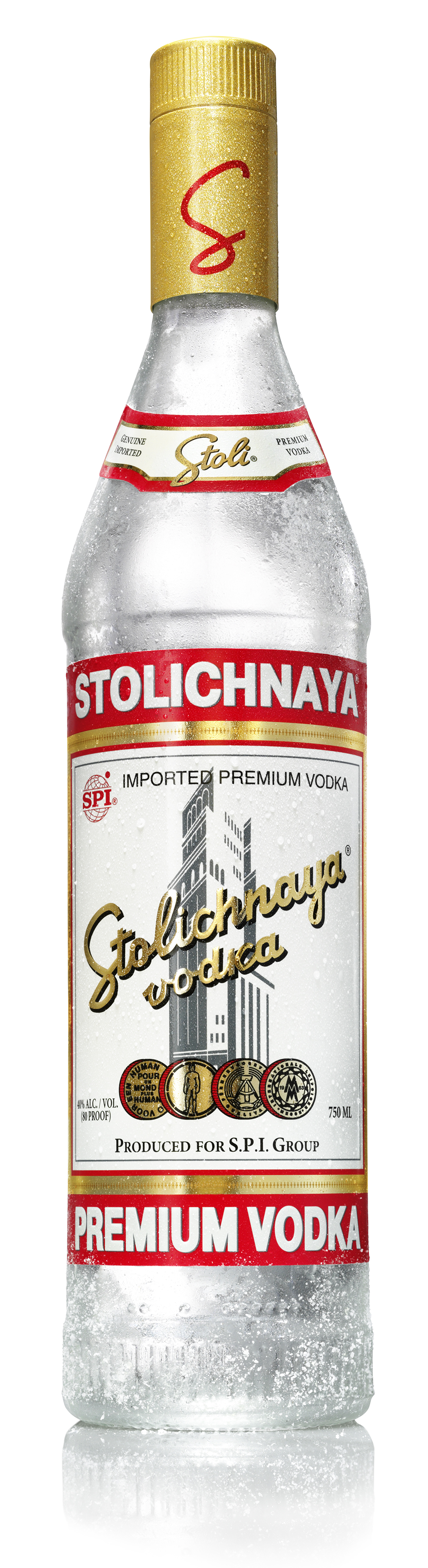 KWV Takes on SA Premium White Spirits Market with Exclusive Distribution of Stolichnaya Premium Vodka photo