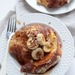 Bourbon and Banana Nut French Toast photo