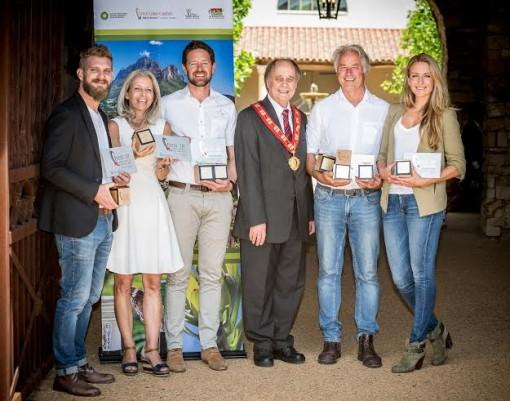 best of 2015 winners e1417418966385 Waterford Estate wins global Wine Tourism Award