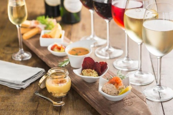 Exciting new food and wine pairing at Durbanville Hills Wines photo