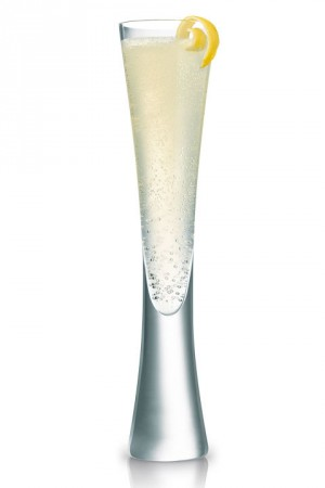 french 75 e1417683207736 The fanciest Champagne cocktails to serve this festive season