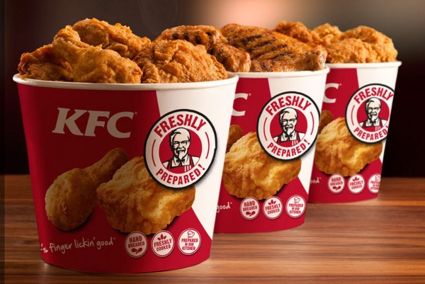 KFC team fired after massive food loss photo