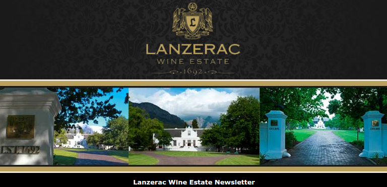 Find out what`s happening at Lanzerac Estate in April photo