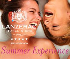 lanzerac spa deals Festive news from Lanzerac Estate