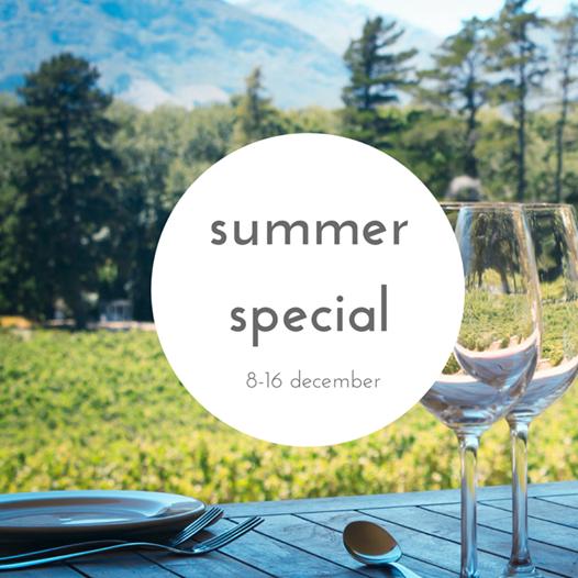 Summer Getaway Special at Rickety Bridge Winery photo