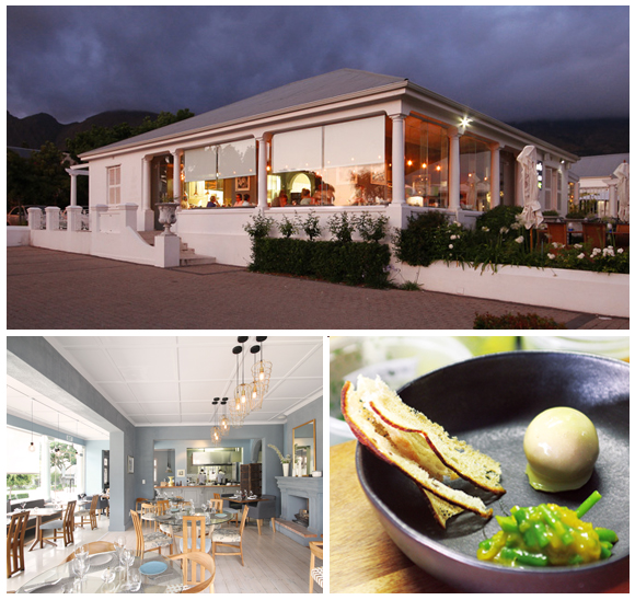 "Refreshed ""Ryan's Kitchen"" in Franschhoek now offering ""Small Plate"" Menu photo"