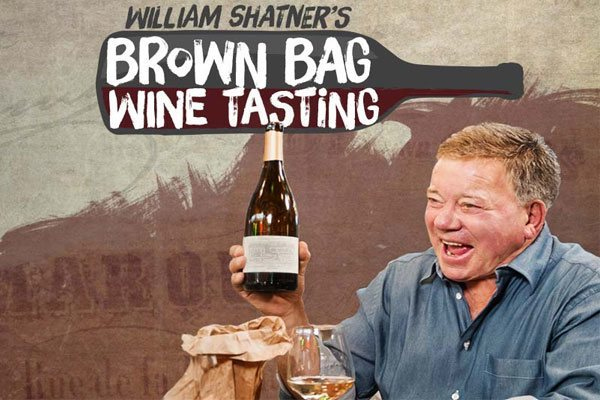 Could William Shatner be the next big thing in wine? photo