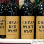 British People Love Drinking Cheap, Crappy Wine photo