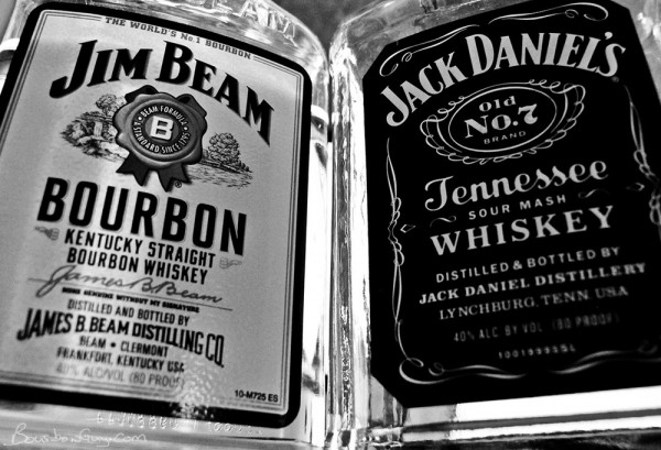 Man named Jack Daniels continues his family line by naming his son Jim Beam photo