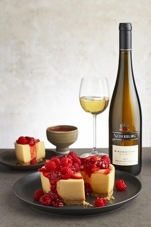 Treat yourself to Nederburg and Cheesecake, Mzansi-style photo