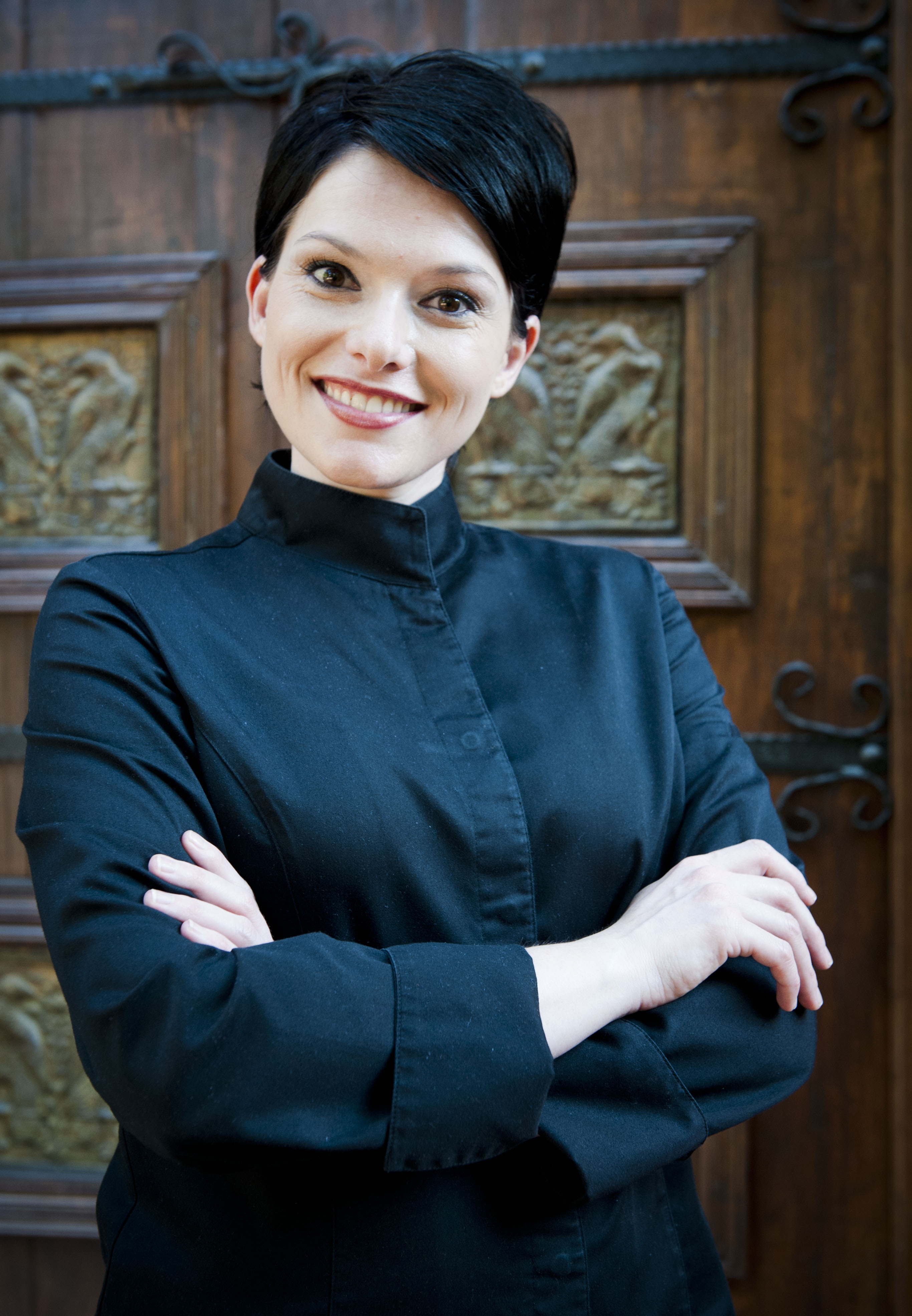 MOSAIC'S CHANTEL DARTNALL COOKS WITH THE WORLD'S TOP CHEFS IN ITALY photo
