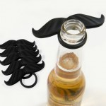 BeerMo bottle mustaches photo