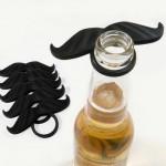 BeerMo bottle mustaches photo