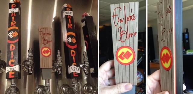 Bar creates 3D-printed beer taps photo