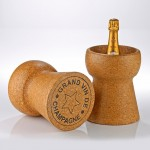 Champagne Cork Bottle Chiller photo
