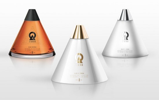 Packaging Spotlight: Conical Vodka Bottles photo
