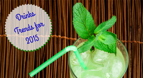 Revealing Predictions for What You'll Be Drinking in 2015 photo