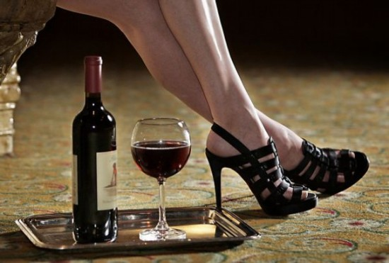 5 Shocking ways wine is exactly like fashion photo