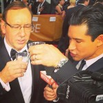 How Many Tequila Shots Did Mario Lopez Take on the Red Carpet? photo