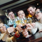 Millennials account for 30% of weekly wine drinkers photo