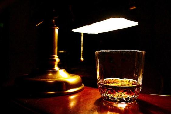 Does a nightcap help you sleep? photo