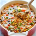 Quinoa Enchilada Casserole photo