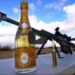 How to Open a Bottle of Champagne like Chuck Norris photo