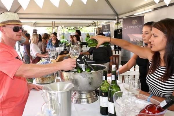 Experience the best of Stellenbosch during the 2015 Stellenbosch Wine Festival photo