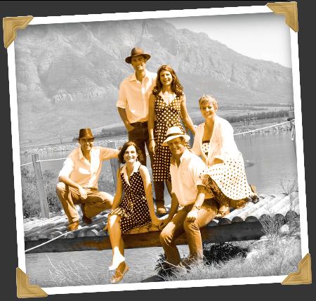 Theuniskraal – A Family Affair photo