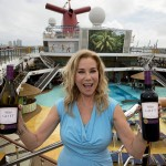Kathie Lee Gifford Announces Wine Partnership with Carnival Cruise Line photo