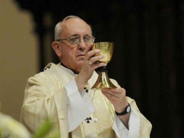 Pope Francis Receives Diploma as Honorary Sommelier photo
