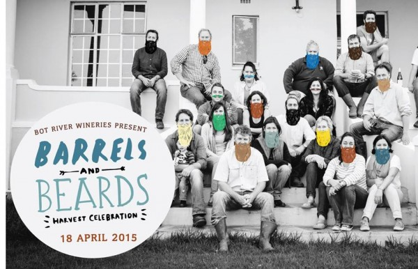 Bot River Barrels and Beards 2015 – a harvest celebration with a difference photo