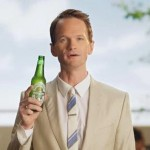Beer Advertising That Mocks Broadcast Boundaries photo