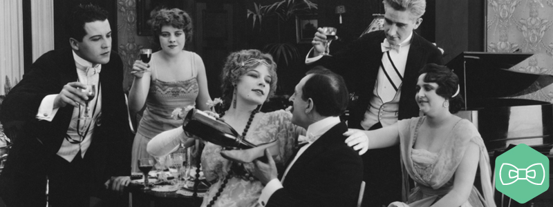 How to politely pour yourself more wine at a wine party photo
