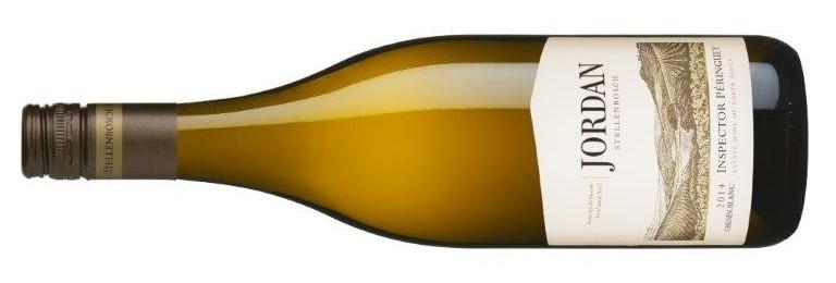 The wines we drink: Jordan Inspector Péringuey Chenin Blanc 2014 photo