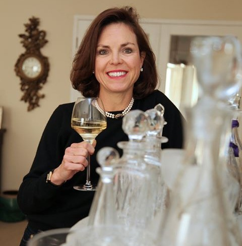 Juliet Cullinan celebrates 25 years of fine wines over lunch at Ryan`s Kitchen photo