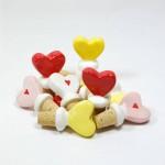 Ceramic Heart Wine Bottle Stoppers photo