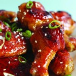 Simply the Best Slow Cooker Sticky Chicken Wings photo