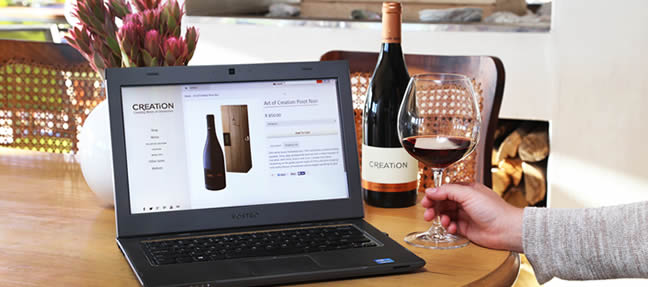 Creation Cape Wine Auction Lot raises a cool R260 000! photo