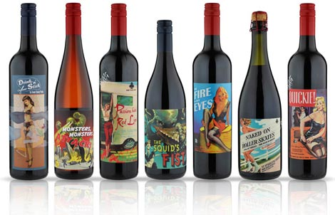 young punks range Packaging Spotlight: Some Young Punks   The Quickie
