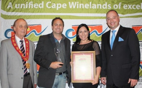 160009 Mayoral Awards 1 b71591 large 1426843955 e1427014784782 La Motte again awarded as wine tourism destination of the year