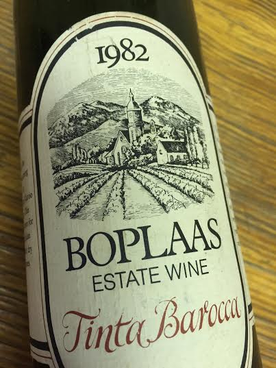 Boplaas Touriga Red Wine receives top score photo