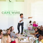 Haskell Vineyards at the 2015 Cape Wine Auction photo