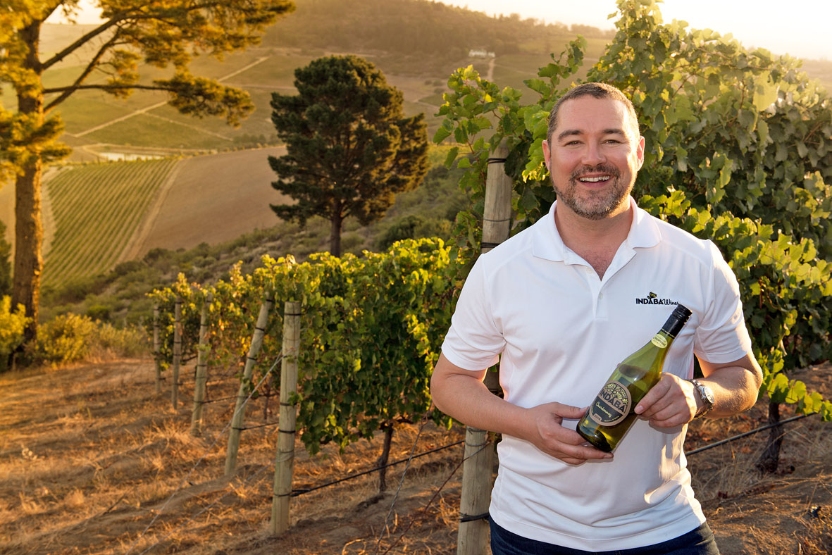 LUSH REDS THE KEY TO SA WINE SUCCESS IN THE USA photo