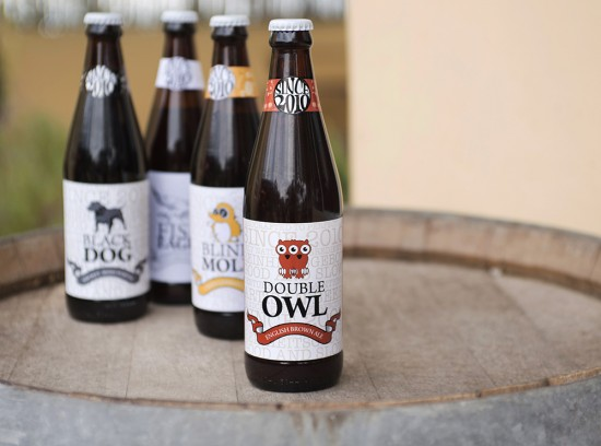 uniWines Vineyards Extends Offering to Craft Beer Through Wild Clover Brewery photo