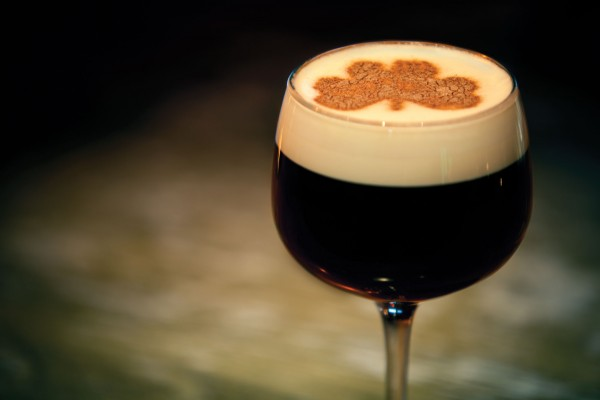The secrets behind the perfect Irish Coffee photo