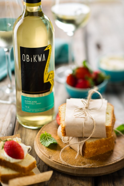 Obikwa Moscato: The wine to drink when you don`t feel like getting drunk photo
