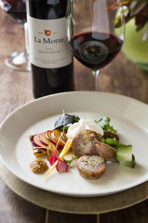 Pierneef à La Motte celebrates late summer with innovative use of ...